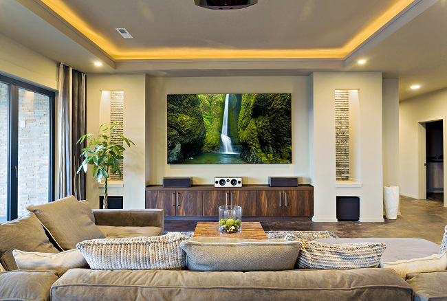 How Can TV Mounting Enhance Your Home Theater?