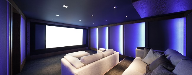 Home Surround Sound With Dolby Atmos