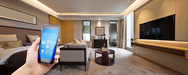 Using Lutron Home Integration To Create Cool Home Ambiance