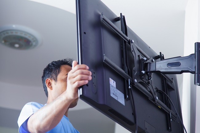 2 Safe Ways to Install Your TV Over Your Fireplace