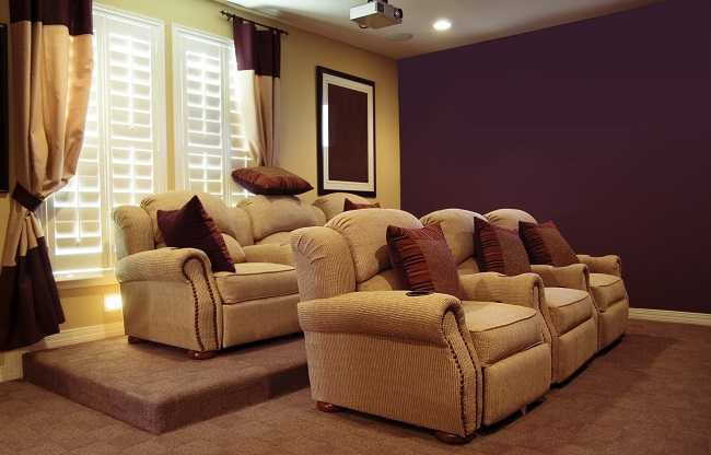 Will a Home Theater Impact Your Home's Resale Value?
