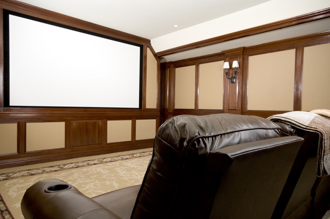 Hire Professionals to Set Up Your New Home Theater