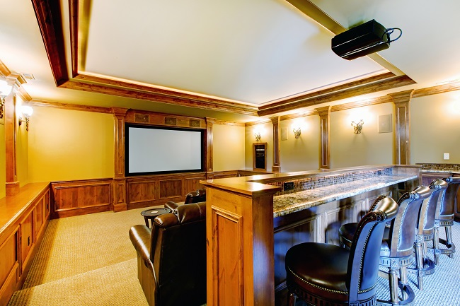 4 Great Reasons to Install a Media Room