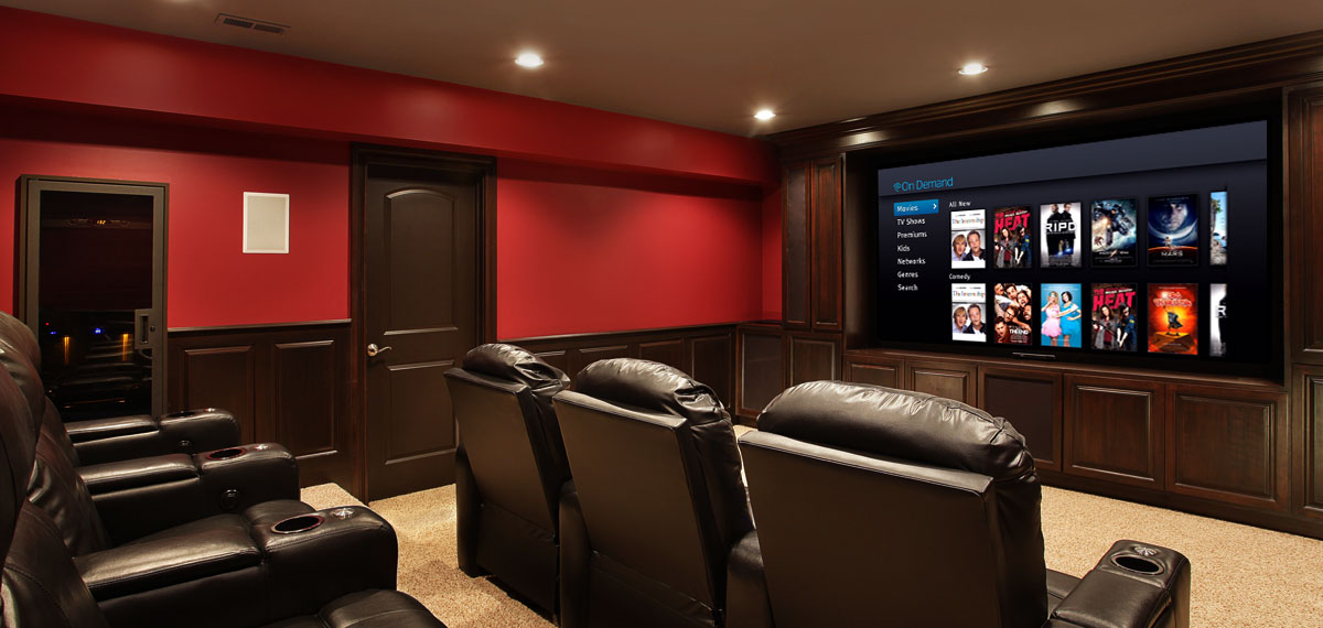 Mckinney Home Theater Installation