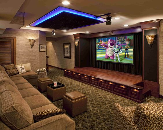 Building the Ultimate Media Room