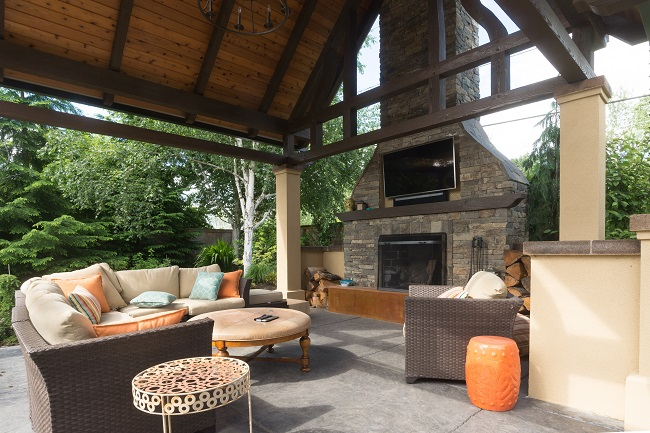 Enjoy Movies On The Patio This Summer