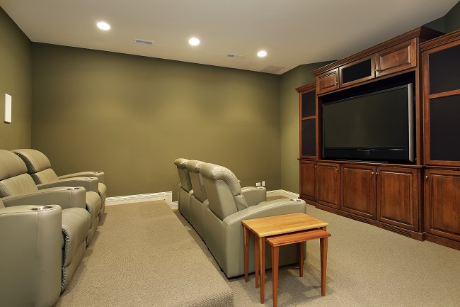 Trust Us with Your Home Theater Installation