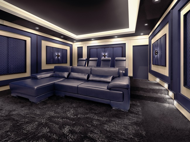 Don't Forget to Add Security to Your Home Theater