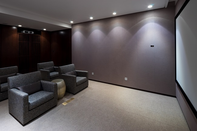 We Will Build You The Perfect Media Room