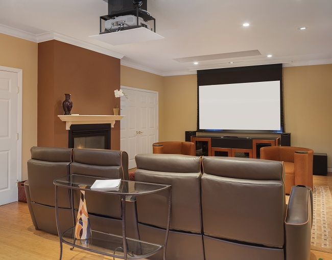 Tips for Building your own Media Room